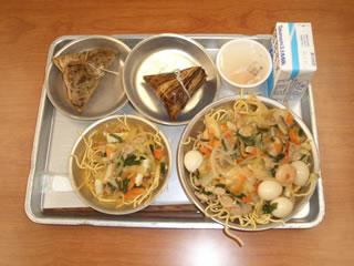 市 給食 横浜